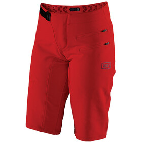 100% Airmatic Shorts Women Red